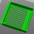 3D Modell Gehäuse für 120mm Lüfter