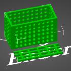 Minicompletetank Box und Deckel für Technikbecken