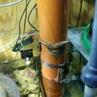 KG-Rohr als PO4-Adsorber